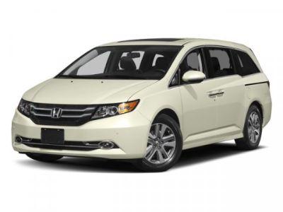 2017 Honda Odyssey Touring (White)