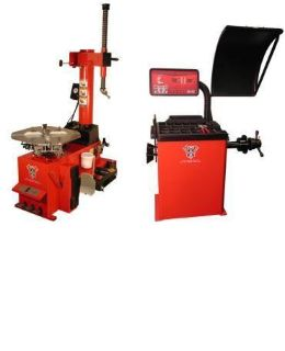 Buy Wheel Balancer Balancers Tire Changer Changers Combo #4 motorcycle in Fort Worth, Texas, US, for US $2,195.00