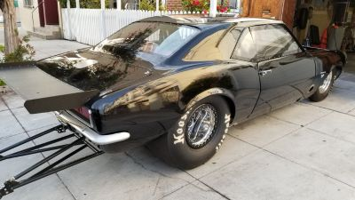 67 Camaro Tube Chassis Roller