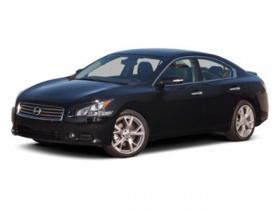 2012 Nissan Maxima 3.5 SV (Winter Frost Pearl)