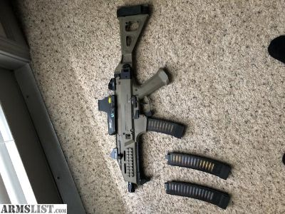 For Sale: Scorpion Evo 3 S1