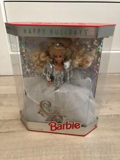1992 Happy Holidays Barbie - Special Edition