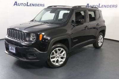 2015 Jeep Renegade Latitude (Black)