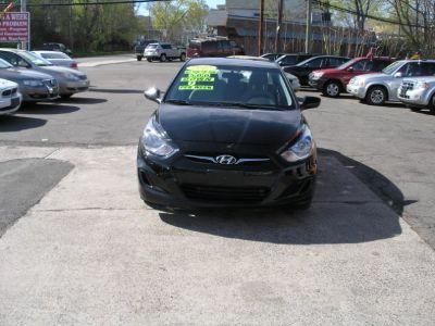 2012 Hyundai Accent GLS (Black)
