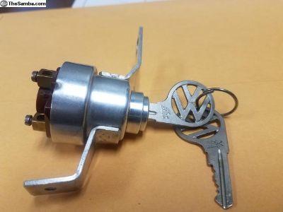 1955-1959 Low Light Ghia ignition switch w/keys