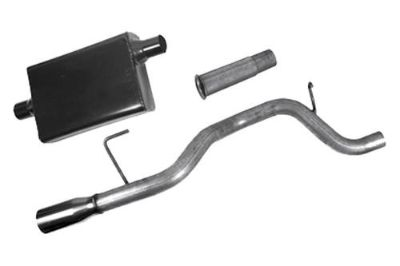 Find Rugged Ridge 17606.54 - 2005 Jeep Liberty Catback Vortex Exhaust System motorcycle in Suwanee, Georgia, US, for US $631.13