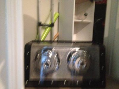 2 10in car speakers,  (Nacogdoches )