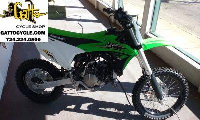 2017 Kawasaki KX85 Motocross Motorcycles Tarentum, PA