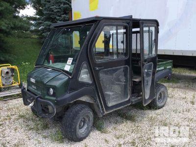 2016 Kawasaki Mule 4010 Trans 4x4 Utility Vehicle