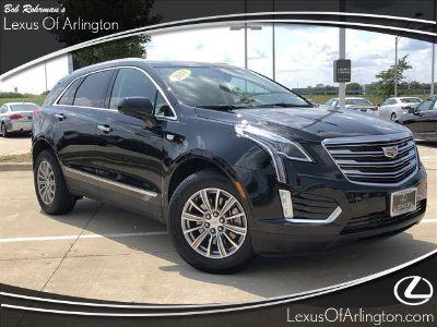 2018 Cadillac XT5 Luxury AWD (Stellar Black Metallic)