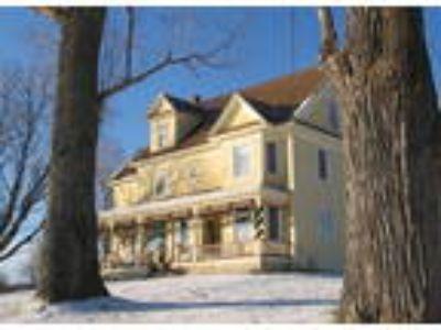 Vermont Victorian Manor