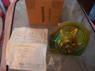 Purchase Ford 1982 AC Heater Motor E2TZ19805B NOS OEM NEW NEW NEW motorcycle in Whitewater, Colorado, United States, for US $38.95