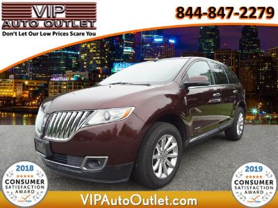 2012 Lincoln MKX Base (Red Candy Metallic)