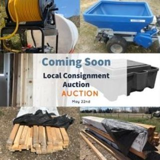 Go 2 Guys Consignment Auction