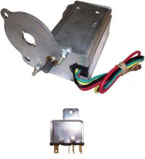 Purchase 1971-1975 Oldsmobile Delta 88 & Royale convertible top frame lift motor & relay motorcycle in Dunnellon, Florida, United States, for US $280.00