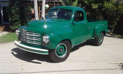 1951 Studebaker 2 R11 3/4 Ton