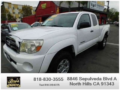 Used 2005 Toyota Tacoma Access Cab for sale