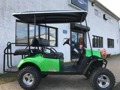 2018 E-Z-Go Express S4 Electric Golf Golf Carts Trevose, PA