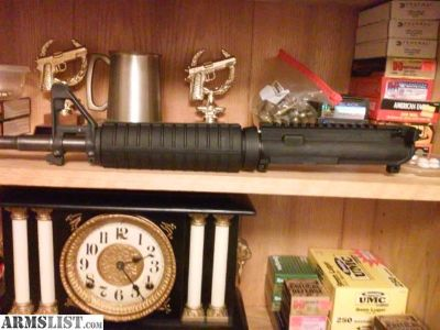 For Sale/Trade: Ar 15 5.56 Complete Upper Receiver