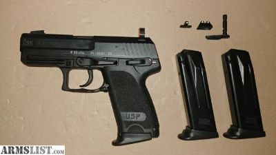 For Sale: HK USP 40 COMPACT / 650 - OBO