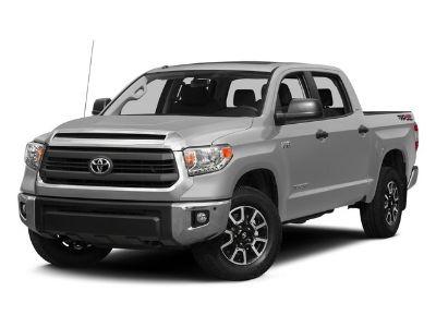 2015 Toyota Tundra Grade (White)