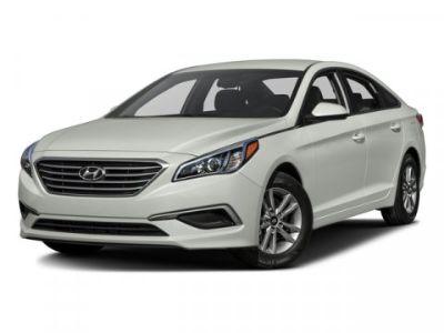 2016 Hyundai Sonata SE (Shale Gray Metallic)