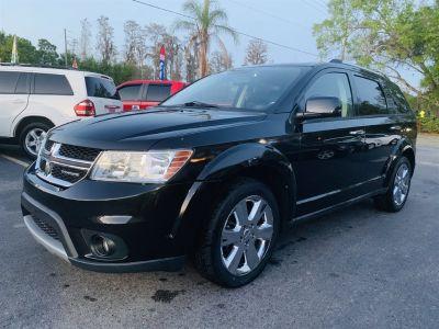 2012 Dodge Journey Crew (Black)