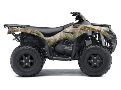 2018 Kawasaki Brute Force 750 4x4i EPS Camo Sport-Utility ATVs North Reading, MA