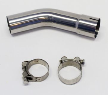 Buy Viper Yamaha FZ8 2010 Motorcycle Stainless Steel Connecting Mid Pipe motorcycle in Ashton, Illinois, US, for US $89.99