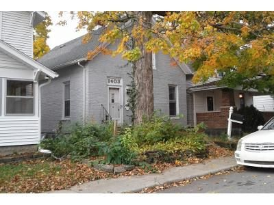 4 Bed 1.0 Bath Preforeclosure Property in Fort Wayne, IN 46808 - 3rd St