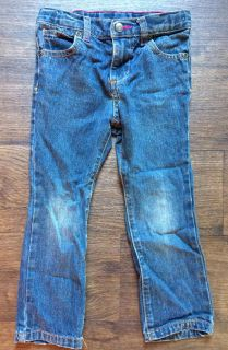 Girls 4t Jeans Faded Glory
