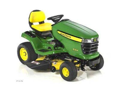 2007 John Deere X304 Tractor Garden Tractors Lawn Mowers Longview, TX