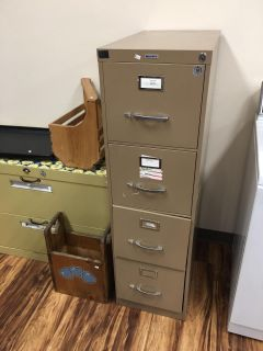 Filing cabinet- Marcus Pointe Thrift Store
