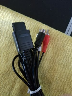 S-video cable for Gcn and SNES