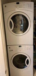 GE Washer and Dryer