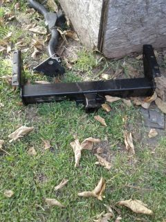 Trailer hitch for truck