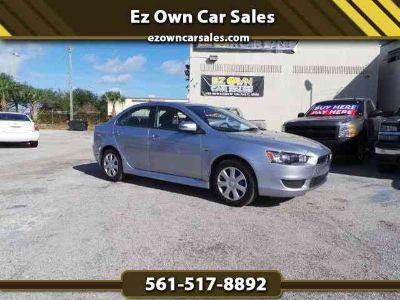 Used 2015 Mitsubishi Lancer for sale