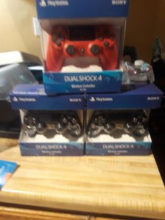 Ps4 Controller's(Brand New)