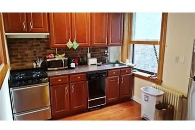 Boston - Bright and sunny two bedroom apartment with modern kitchen.
