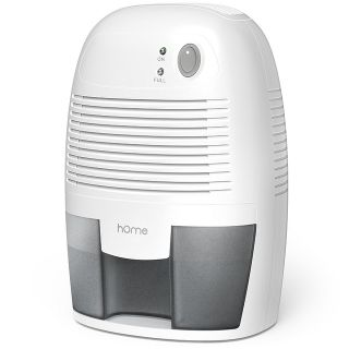 hOme Small Dehumidifier for 1200 cu ft (150 sq ft)