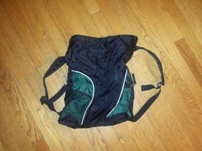 Sports bag for gym or school