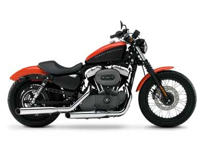 2007 Harley-Davidson Sportster 1200 Nightster Cruiser Motorcycles Bristol, VA