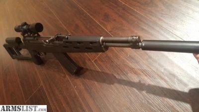 For Sale: Precision SKS Custom