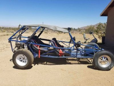 Dune buggy (4 seater)
