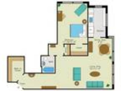 Quebec House South - One BR G