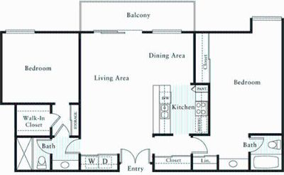 2 bedroom in Marina del Rey