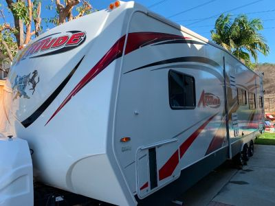 2015 Eclipse Recreational Vehicles ATTITUDE 32GSG
