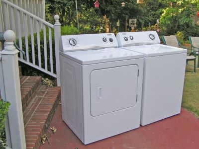 Washer and Dryer price for set-Whirlpool Huge Tub
