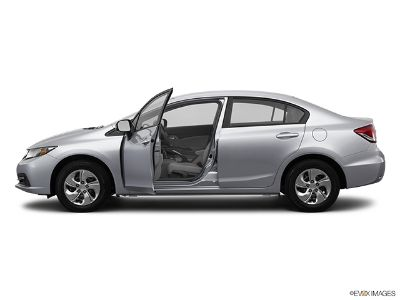 2014 Honda Civic LX (Urban Titanium Metallic)
